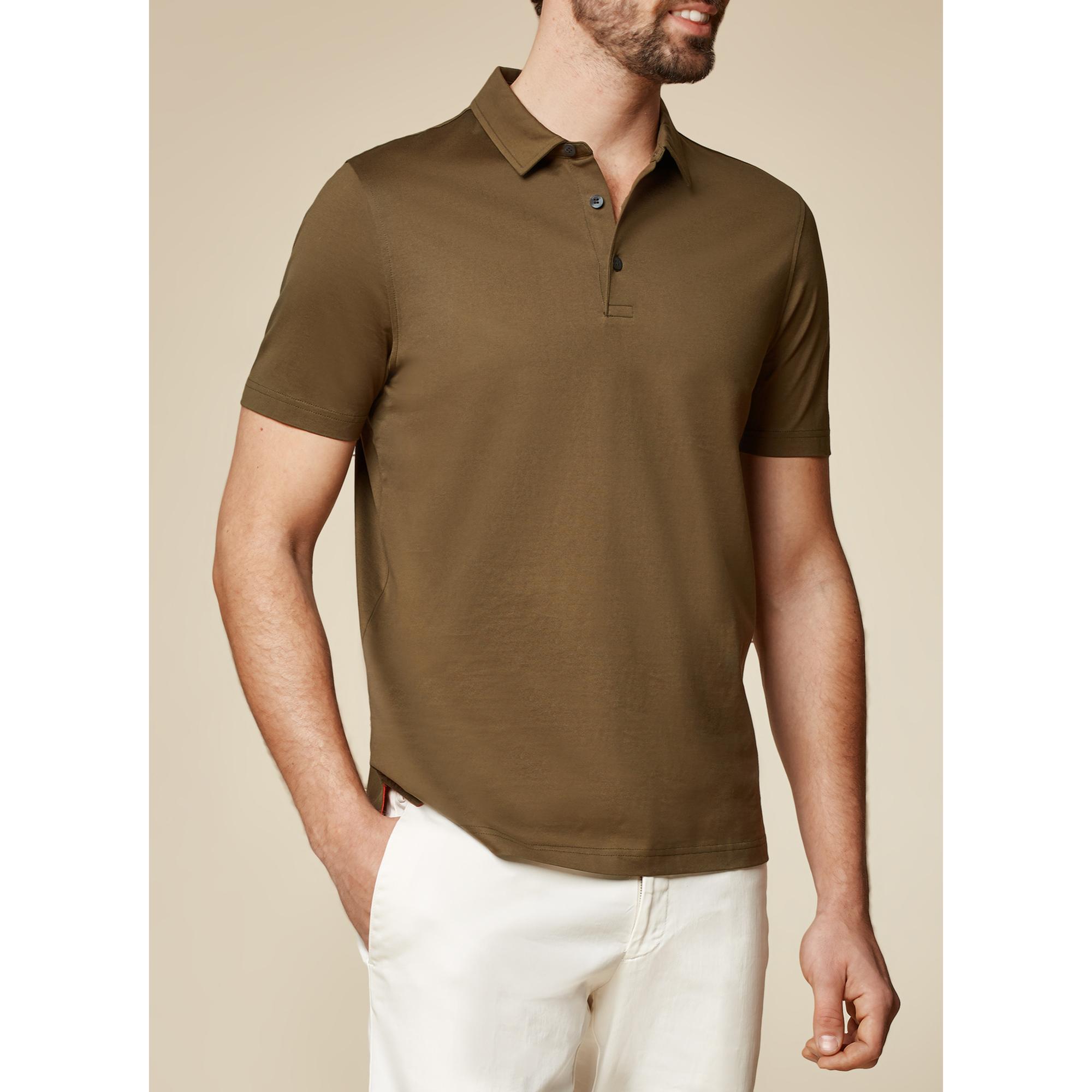 maerz - Herren Shirt Polohemd, Knopf